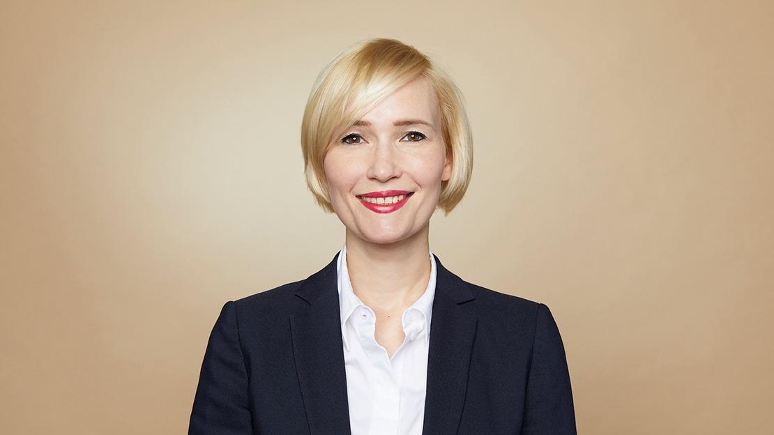 Ivonne Julitta Bollow ist Global Director Corporate Public Policy bei METRO und neu als Mentorin an der Quadriga Hochschule. (Bild: Jan Voth)
