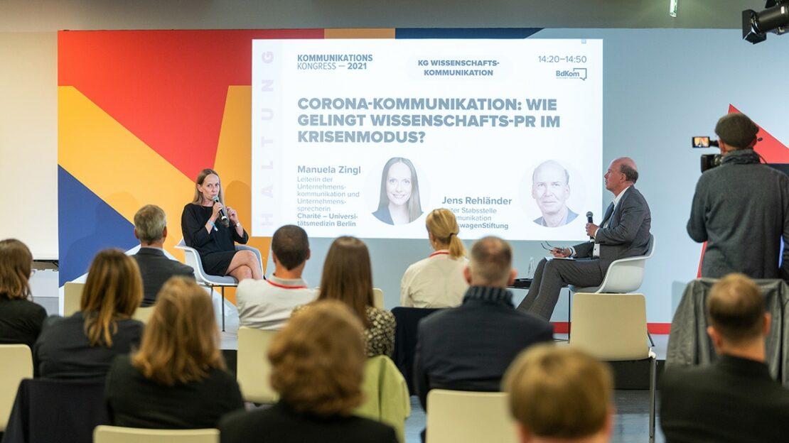 Kommunikationskongress 2021; BdKom; bcc Berlin; 02.09.2021